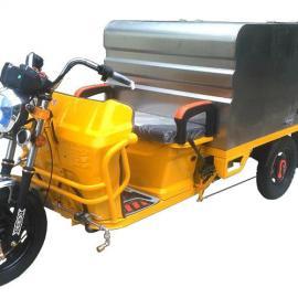 南昌WY-Q25 电动三轮高压清洗车环卫道路冲洗车