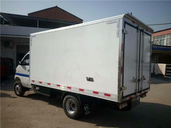 纯电动冷藏车