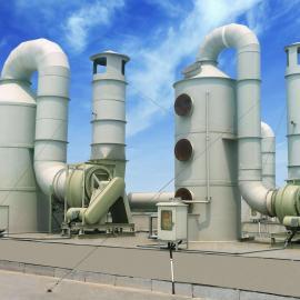 工业废气治理技术方法浅析