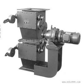 河北 电动双层卸灰阀 重锤双层卸料器厂家直供