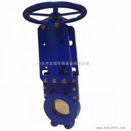 漯河不锈钢手动插板阀螺旋闸阀 矩形插板阀门型号规格