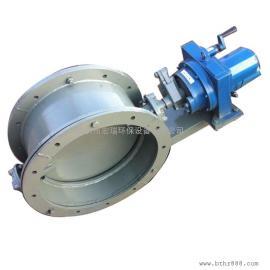 西安手动插板阀厂家 手动发型闸阀 方形圆形可定制