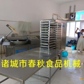 火锅香豆腐有保障的厂家/山东加工香豆腐市场机器排名