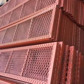 莱邦红色地铁隧道用盾构走道板\金属网盾构走道板厂家\厂家直销
