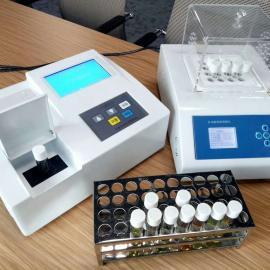 江西橡胶厂冶炼厂污水站推荐LB-306型COD总磷总氮测定仪