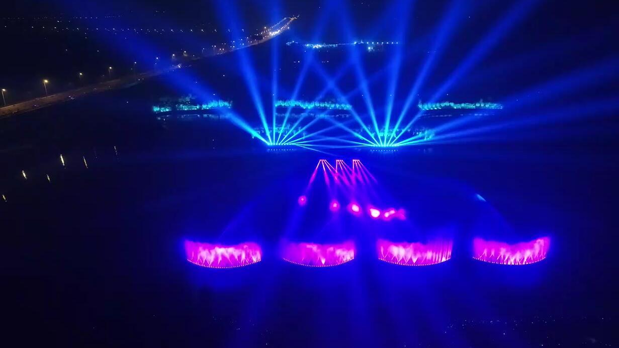 山东景区大型音乐喷泉设计公司山东景区大型音乐喷泉施工公司