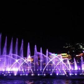 湖南湖面音乐喷泉设计湖南湖面音乐喷泉施工