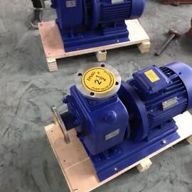 65ZWLP25-30无堵塞自吸排污泵