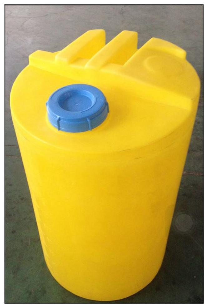 200L塑料搅拌桶 200L圆形环保耐用加药桶 规格齐全