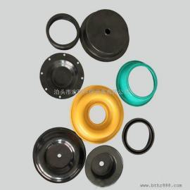 山西耐磨 除尘膜片厂家 电磁阀除尘脉冲阀橡胶膜片型号规格