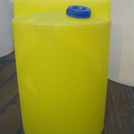 1300L污水处理搅拌罐 300L污水处理水箱耐酸碱防腐蚀塑料搅拌罐