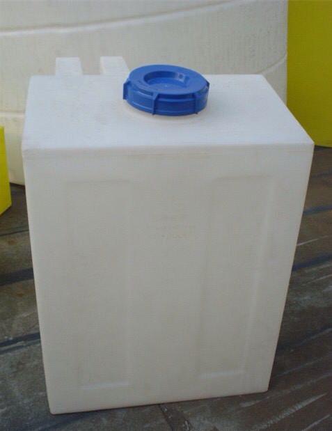 200升方形加药箱加药桶200L加药罐塑料化工搅拌罐