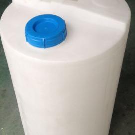 环保搅拌加药箱 碱片溶解加药罐 搅拌罐 200升PE加药桶批发零售
