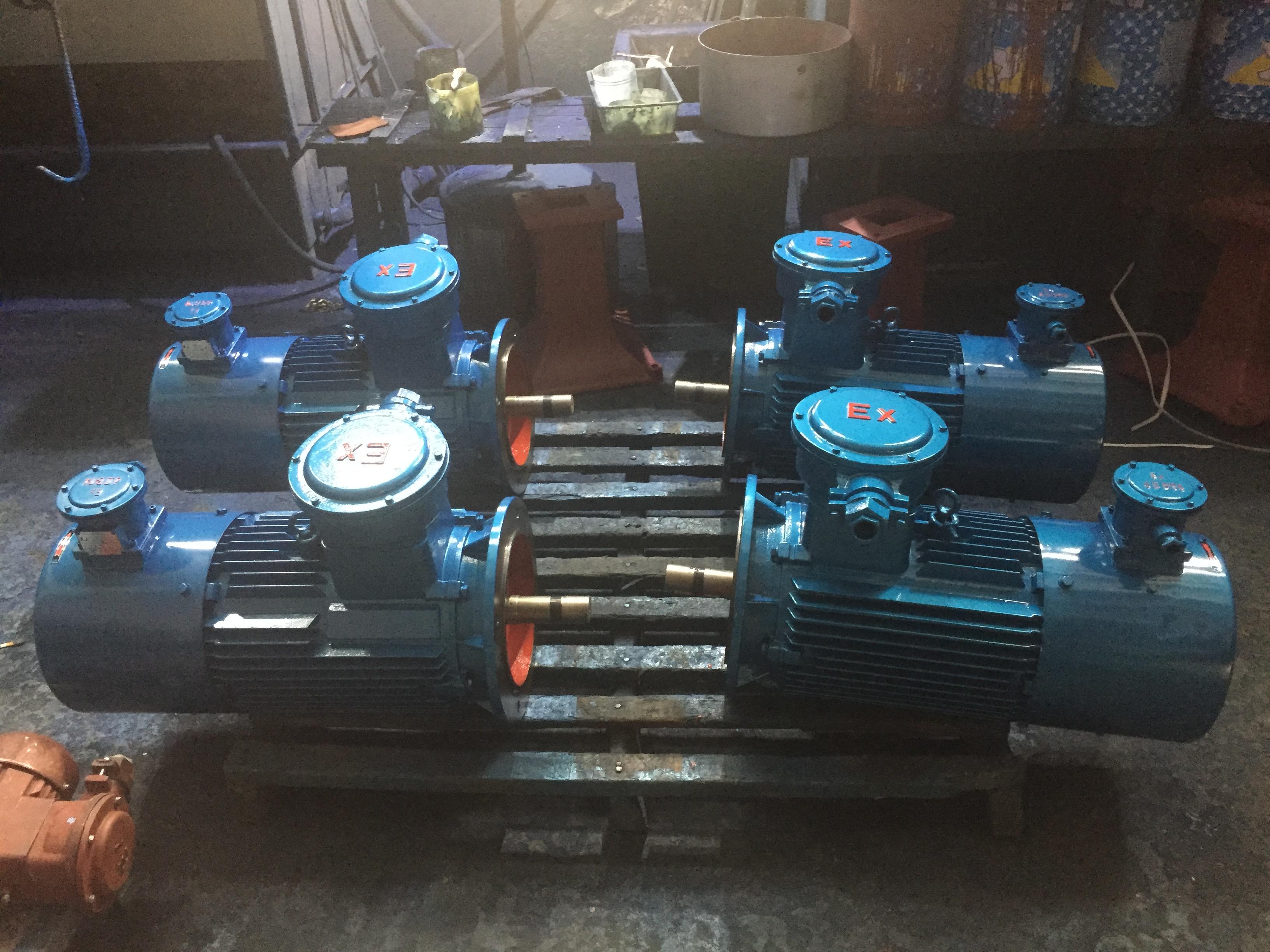 现货供应申银YBVF-100L1-4 2.2KW 2级4级6级防爆变频调速电机