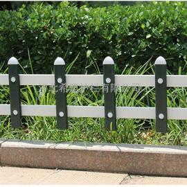 三门峡渑池陕县PVC塑钢草坪护栏小区别墅围墙围栏
