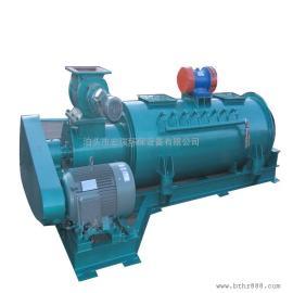 山西粉尘加湿机厂家 单轴DSZ-40粉尘搅拌加湿机 搅拌环保高效