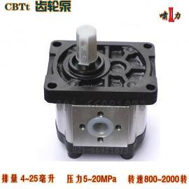 CBTt-F306F3P7齿轮泵*压力高寿命长