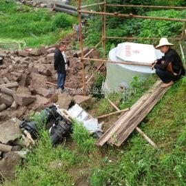 市政排污φ3.0x12m预制式地埋一体化污水提升泵站