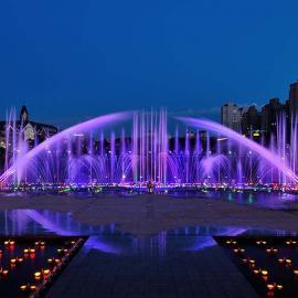 湖南湖面喷泉设计公司湖南湖面喷泉施工公司