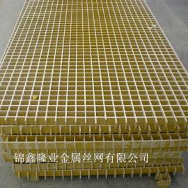 洗车房格栅板 玻璃钢格栅板 镀锌钢格板 踏步钢格板
