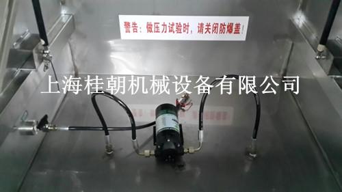 净水器水泵性能测试台 净水器水锤脉冲试验台 水锤爆破试验台
