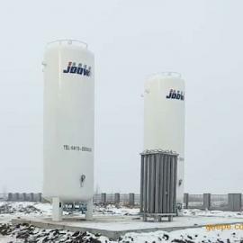 生产50立方液氧储罐厂家-50立方液氧储罐生产厂家