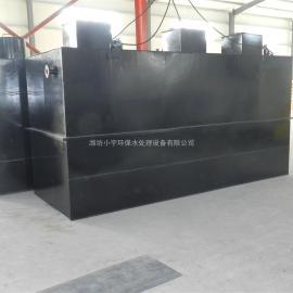 一体化5m3地埋式生活污水处理装置