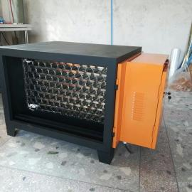 4000m3/h餐饮厨房油烟净化器厂家直销低空排放厨房油味处理器