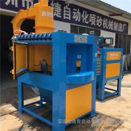 氧化厂自动喷砂机合作商 喷砂机低价批发