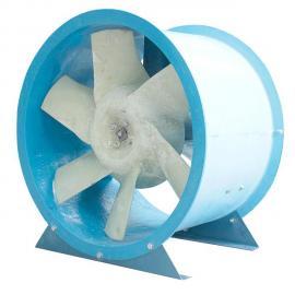 低噪声混流风机HLF-6.5# 25124-21864m3/h 7.5kw通风机