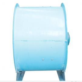 玻璃钢管道斜流通风机GXF-II-4C 2.2KW