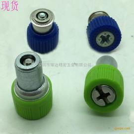 批发五金N7-42-11螺钉拴式螺母 盲孔型面板紧固拴式螺丝