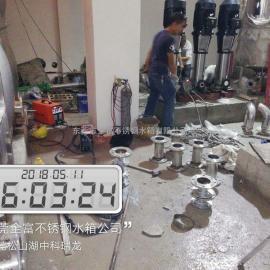 全富牌 深圳变频成套供水设备 布吉百合酒店给水设备服务商