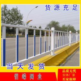 防眩光市政护栏 市政道路护栏 道路护栏广告牌生产厂家