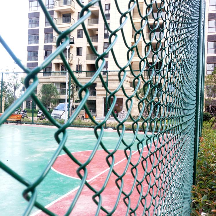 篮球场铁丝护栏围网