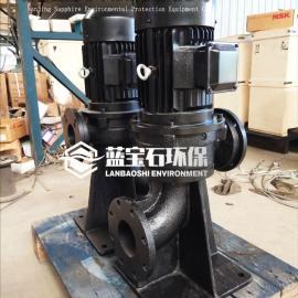 WL型立式管道泵 立式排污泵生产厂家蓝宝石