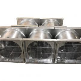 上鼓风机ZTF-8/G-960-3kw低噪声温控轴流风机十大优势