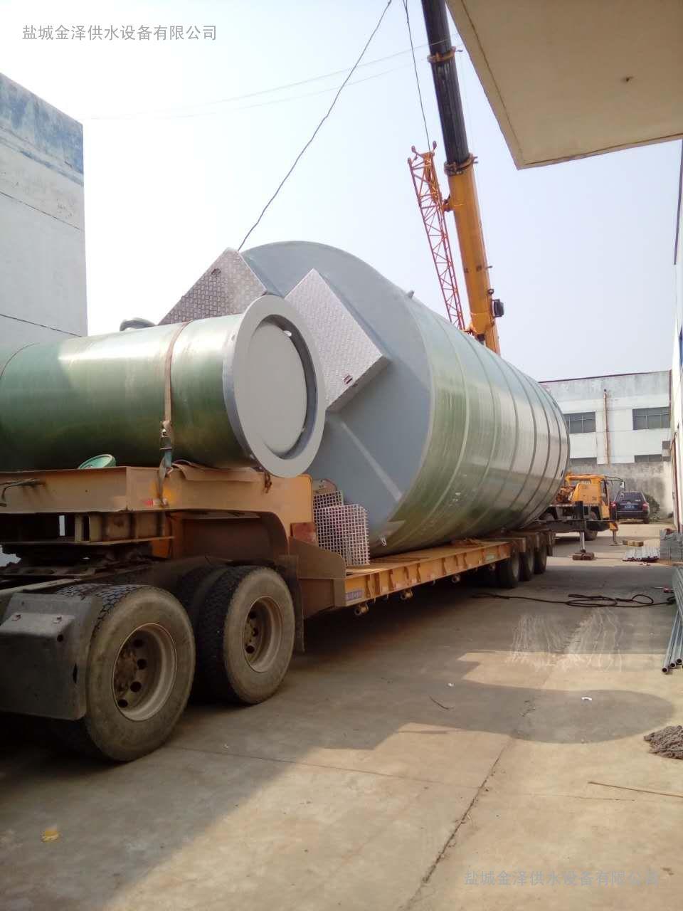 成套一体化污水提升泵站厂销