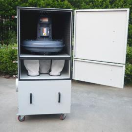 柜式磨床工业集尘器_精密磨床集尘器