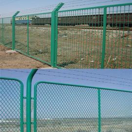 莱邦供应铁路护栏网 现货框架护栏网 网片式安全防护栅栏