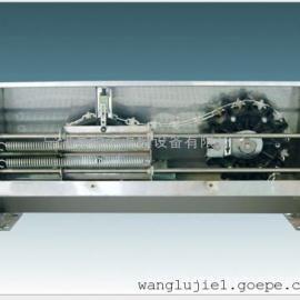 猪场自动上料线转角轮 全自动化料线拐角 赛盘料线配件