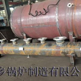 锅炉配件蒸汽分汽包 气缸 分汽缸厂家设计定做证件齐