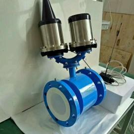 河南农田灌溉电磁式水表 开封GPRS电磁流量计 18603784756