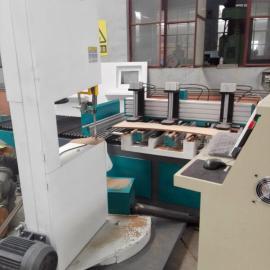 华洲牌数控带锯机 木工带锯机 立式带锯机实力供应商