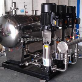 无负压变频供水设备 智能供水 节能 无负压 变频运行