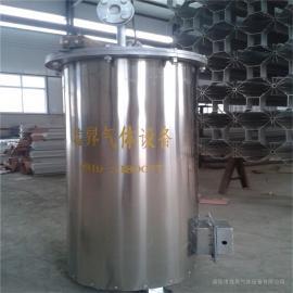 二氧化碳水浴式汽化器 蒸汽循环热式汽化器 防爆型气化器