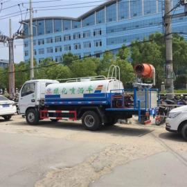 国五东风5吨洒水车现车销售