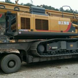 旋挖钻机异常排烟原因和排除方法