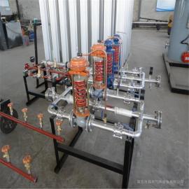 鑫�N二氧化碳调压阀组 管道气体调压阀组 气体减压阀组