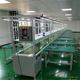 电子装配线 车间组装线 包装流水线 双皮带输送线 工厂生产线